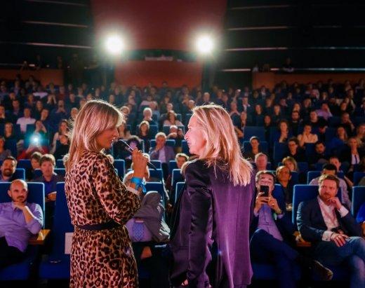 Wildlife Film Festival Rotterdam, WFFR, 30 oktober 2019, Cinerama, Rotterdam. Foto Marco De Swart