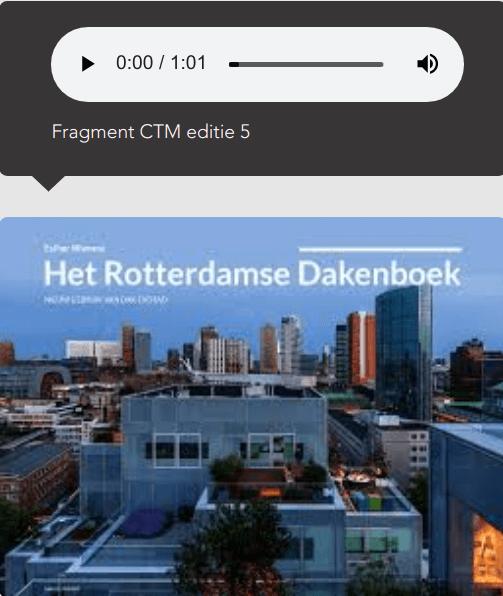 Luisterfragment rotterdamse dakenboek